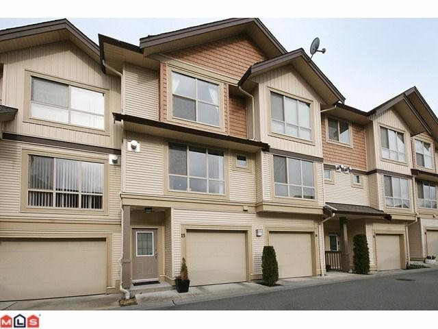 "Photo 10: # 13 20350 68TH AV in Langley: Willoughby Heights Condo for sale in ""Sunridge"" : MLS® # F1106051"