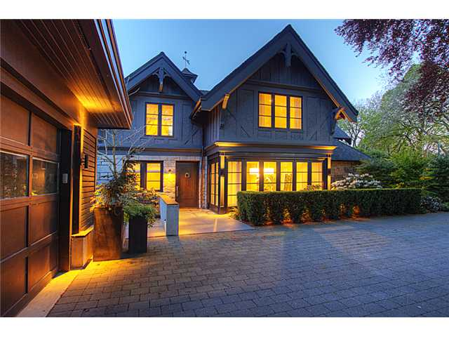 Photo 2: 3898 ANGUS Drive in Vancouver: Shaughnessy House for sale (Vancouver West)  : MLS® # V984709