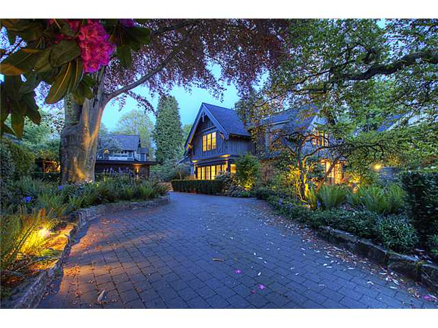 Main Photo: 3898 ANGUS Drive in Vancouver: Shaughnessy House for sale (Vancouver West)  : MLS® # V984709