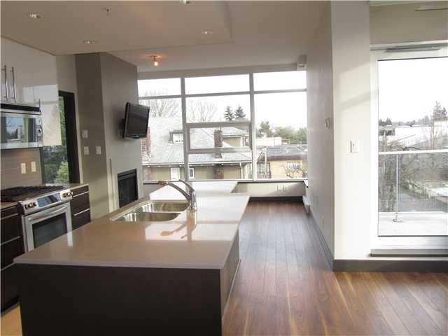 "Photo 2: 404 1088 W 14TH Avenue in Vancouver: Fairview VW Condo for sale in ""COCO"" (Vancouver West)  : MLS(r) # V1044068"