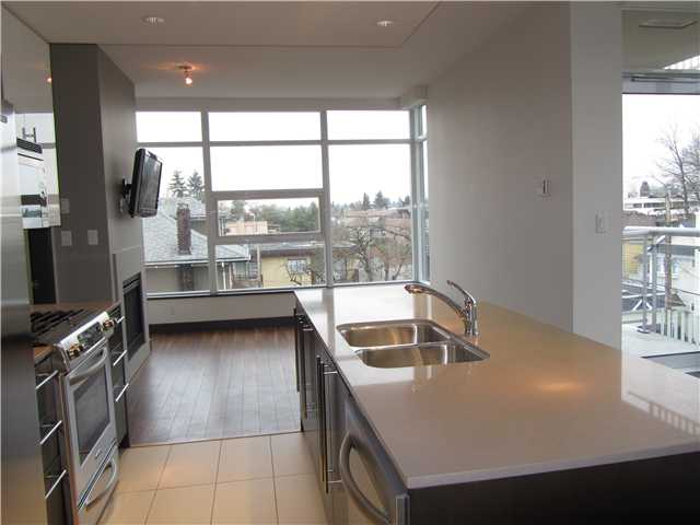 "Photo 8: 404 1088 W 14TH Avenue in Vancouver: Fairview VW Condo for sale in ""COCO"" (Vancouver West)  : MLS(r) # V1044068"