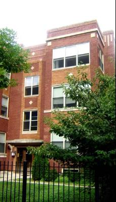 Main Photo: 4435 Beacon Street Unit 3 in CHICAGO: Uptown Rentals for rent ()  : MLS® # 08595929