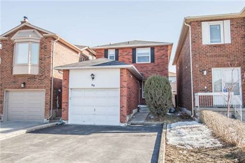 Main Photo: 25 Jaimie Road in Vaughan: Brownridge House (2-Storey) for sale : MLS® # N3149170