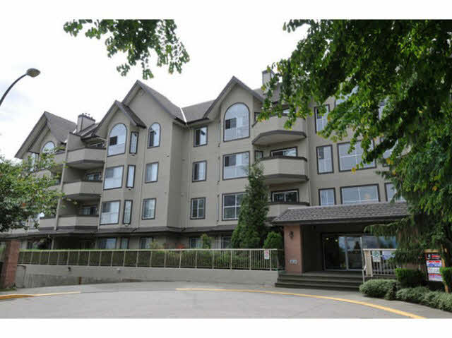"Main Photo: 407 12464 191B Street in Pitt Meadows: Mid Meadows Condo for sale in ""LASEUR MANOR"" : MLS® # V1127301"