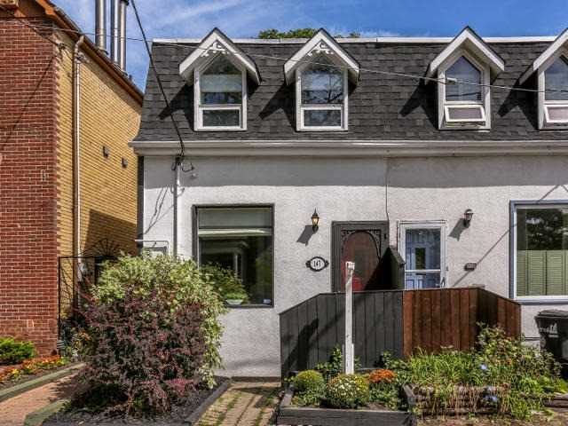 Main Photo: 147 Hamilton Street in Toronto: South Riverdale House (2-Storey) for sale (Toronto E01)  : MLS® # E3312950