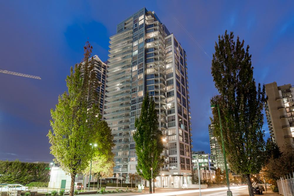 "Main Photo: 2602 4400 BUCHANAN Street in Burnaby: Brentwood Park Condo for sale in ""MOTIF"" (Burnaby North)  : MLS® # R2006393"