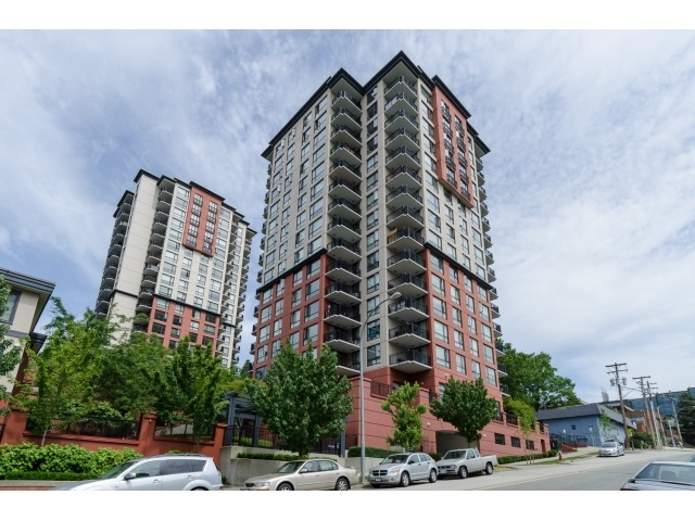 "Main Photo: 1206 813 AGNES Street in New Westminster: Downtown NW Condo for sale in ""NEWS"" : MLS(r) # R2022858"