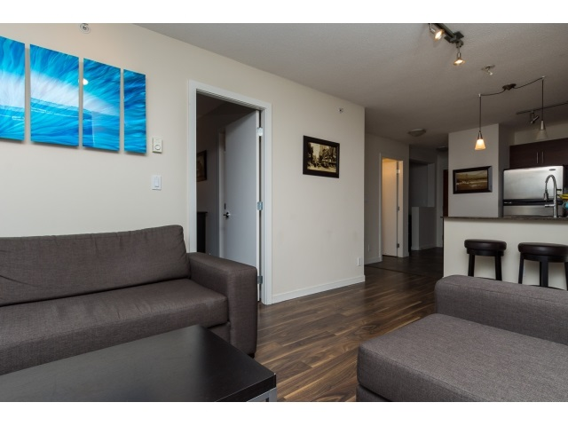 "Photo 6: 1206 813 AGNES Street in New Westminster: Downtown NW Condo for sale in ""NEWS"" : MLS(r) # R2022858"