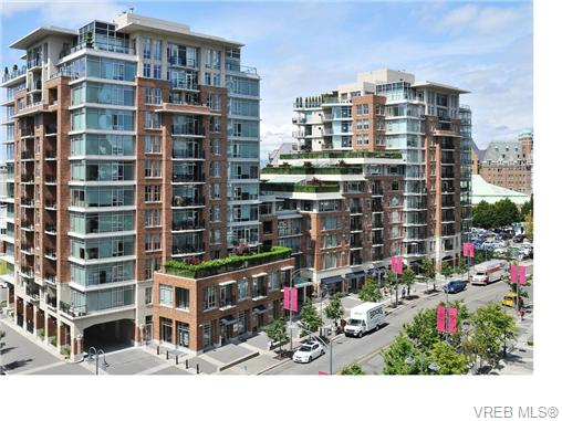 Main Photo: N702 737 Humboldt Street in VICTORIA: Vi Downtown Condo Apartment for sale (Victoria)  : MLS®# 364650