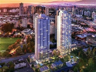 Main Photo: 1203 6538 NELSON Avenue in Burnaby: Metrotown Condo for sale (Burnaby South)  : MLS® # R2101783
