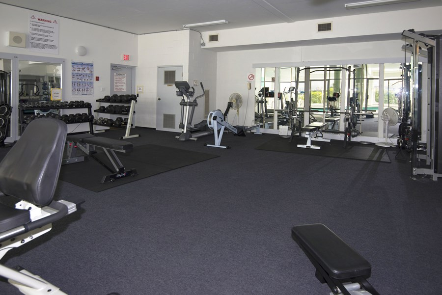 COMPLEX EXERCISE FACILITIES