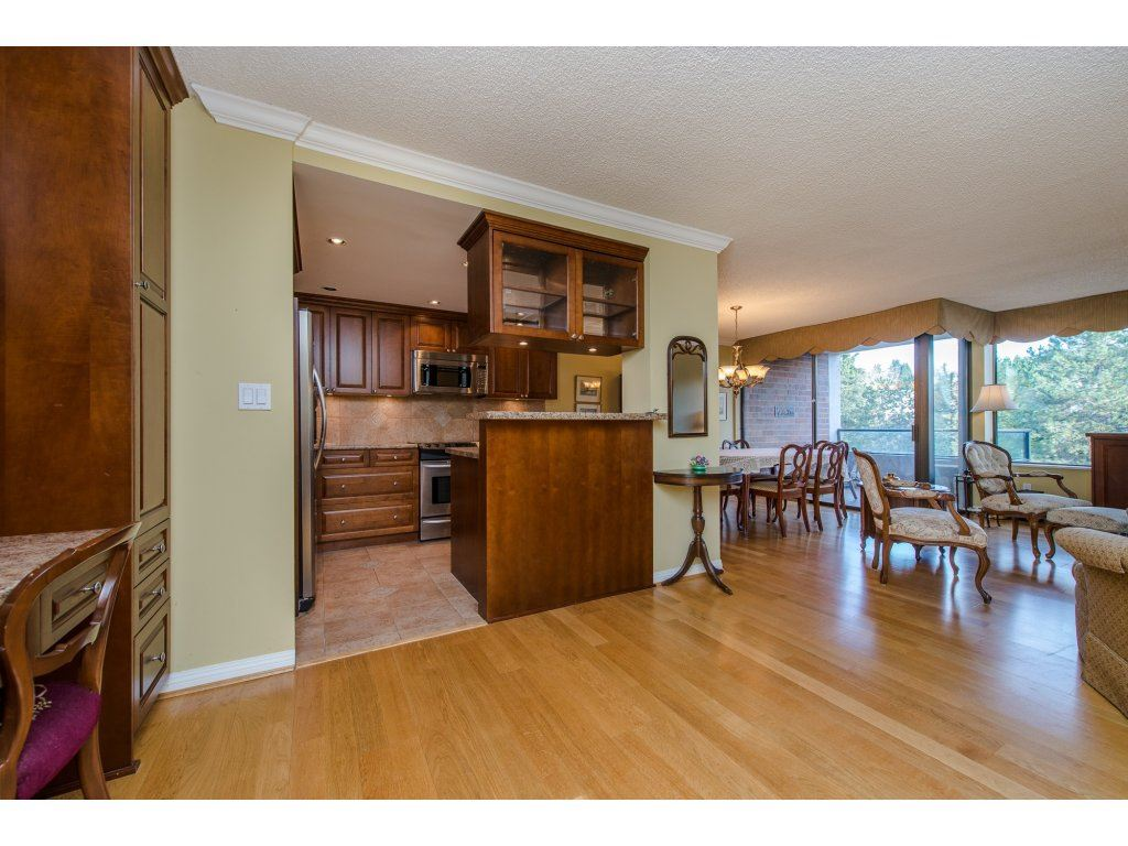 "Photo 3: 509 4101 YEW Street in Vancouver: Quilchena Condo for sale in ""ARBUTUS VILLAGE"" (Vancouver West)  : MLS(r) # R2127586"