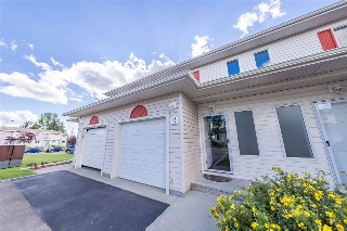 Main Photo: 12 451 HYNDMAN Crescent in Edmonton: Zone 35 Townhouse for sale : MLS(r) # E4047445