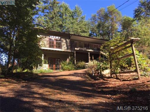 Main Photo: 380 Long Harbour Road in SALT SPRING ISLAND: GI Salt Spring Single Family Detached for sale (Gulf Islands)  : MLS® # 375216