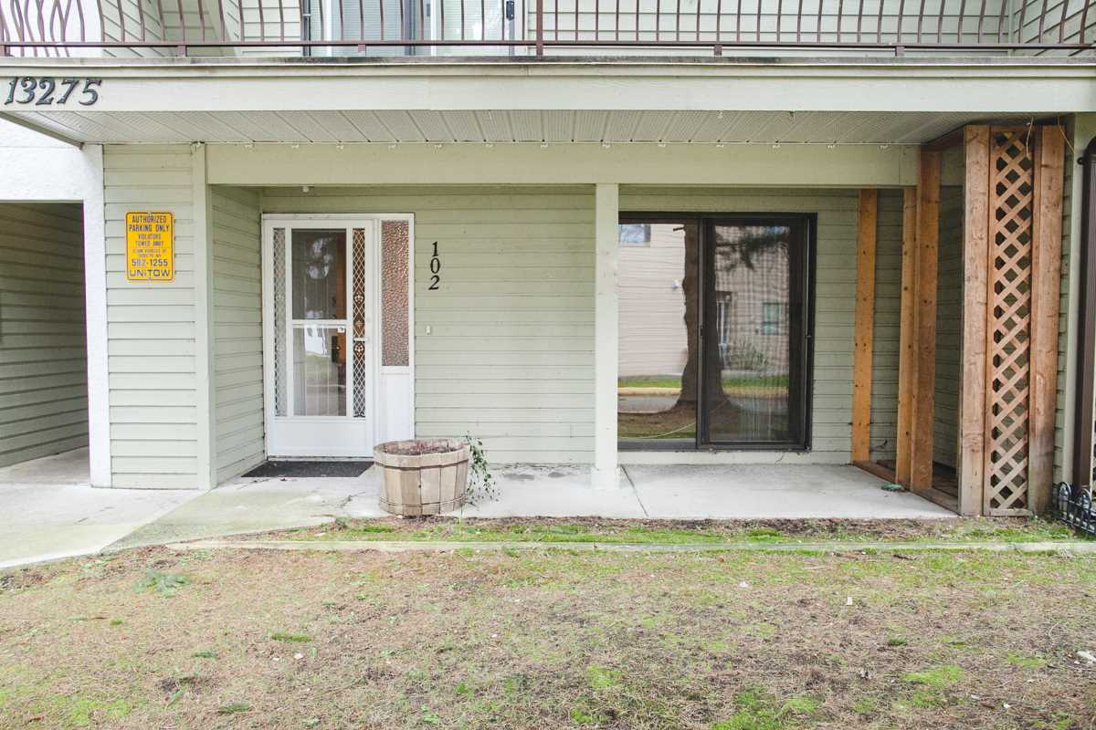 "Main Photo: 102 13275 70B Avenue in Surrey: West Newton Condo for sale in ""Suncreek"" : MLS(r) # R2149140"