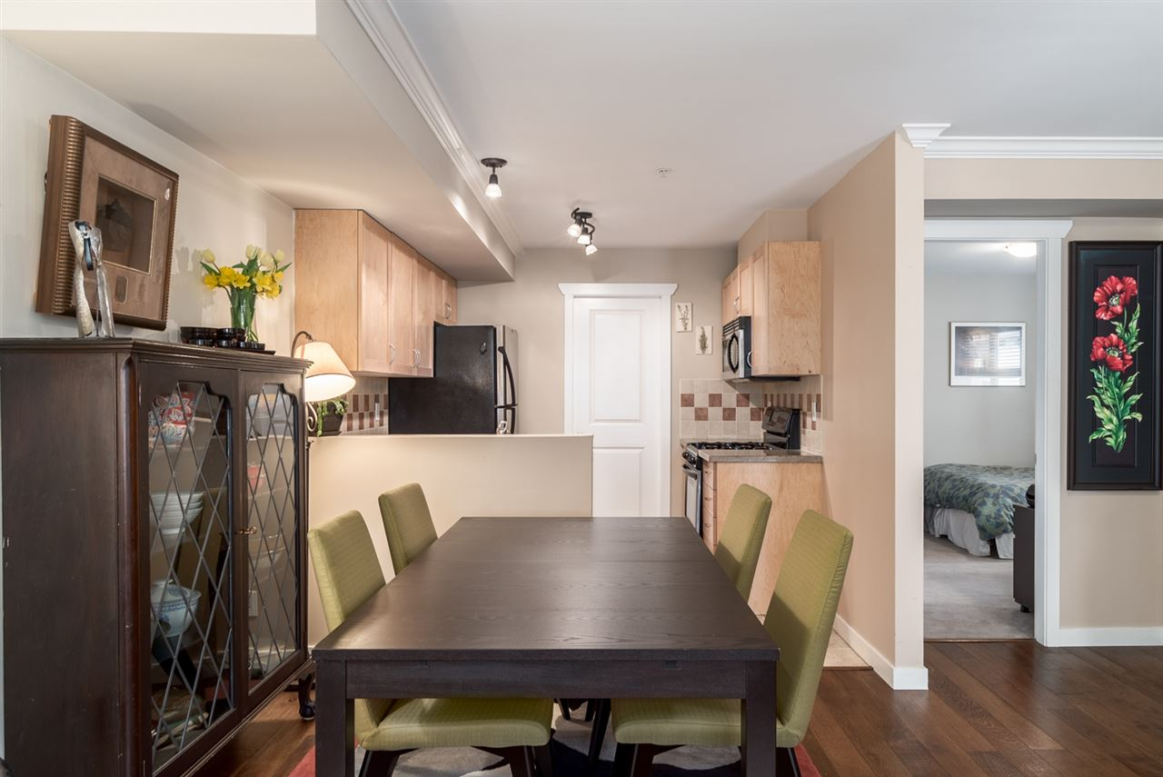 "Photo 6: 17 628 W 6TH Avenue in Vancouver: Fairview VW Townhouse for sale in ""Stella Del Fiordo"" (Vancouver West)  : MLS® # R2155688"