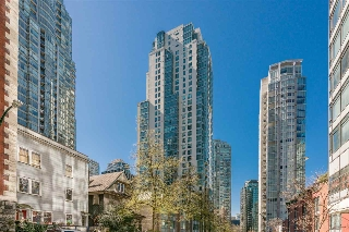 "Main Photo: 3402 1238 MELVILLE Street in Vancouver: Coal Harbour Condo for sale in ""Pointe Claire"" (Vancouver West)  : MLS(r) # R2160286"