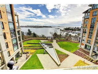 Main Photo: 517 845 Dunsmuir Road in VICTORIA: Es Old Esquimalt Condo Apartment for sale (Esquimalt)  : MLS® # 377329
