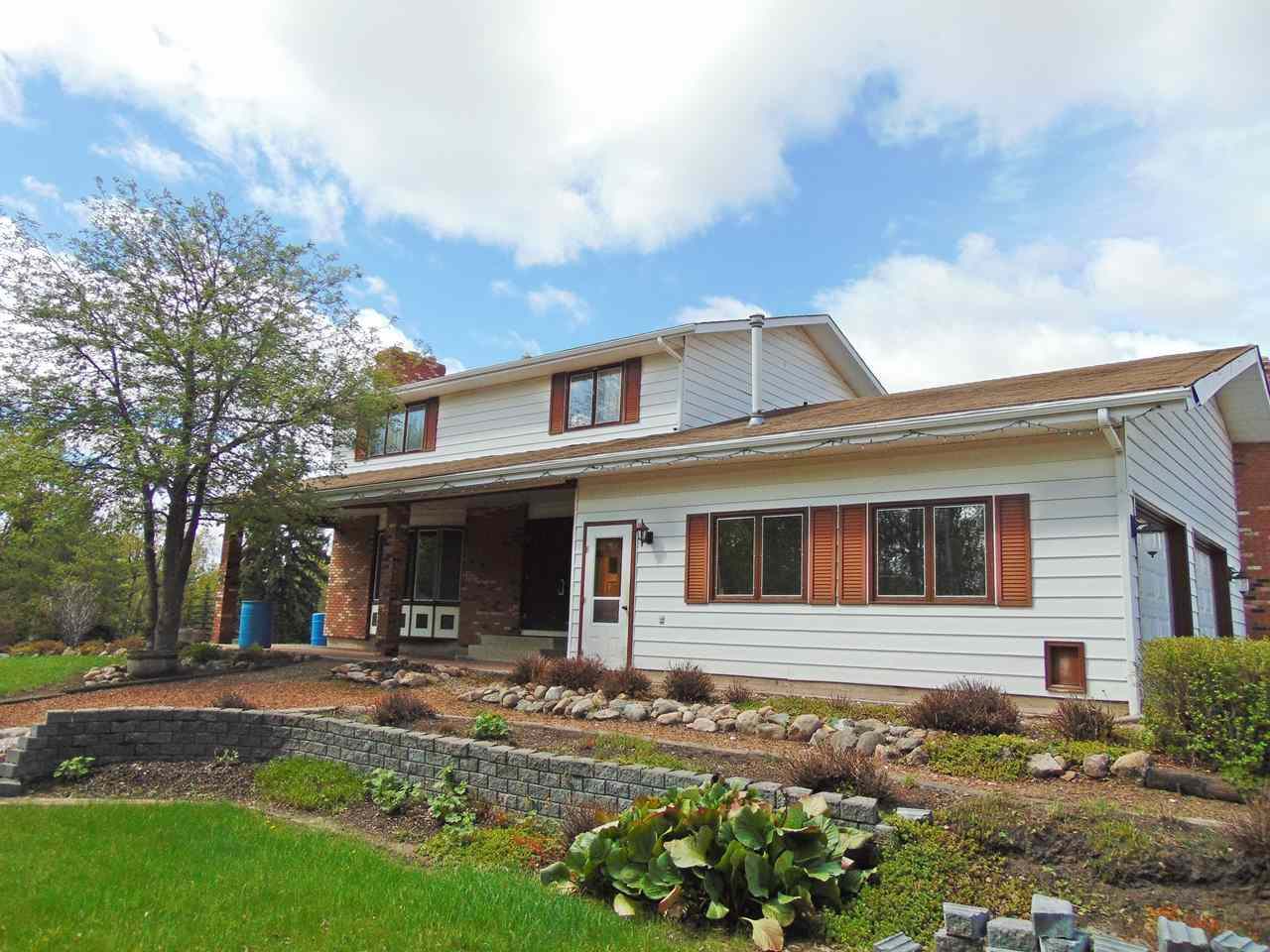 Main Photo: 57130 Rg Rd 230: Rural Sturgeon County House for sale : MLS(r) # E4064722