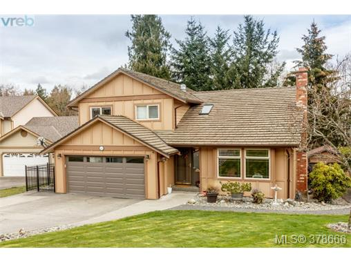 Main Photo: 848 Ankathem Place in VICTORIA: Co Sun Ridge Single Family Detached for sale (Colwood)  : MLS(r) # 378666