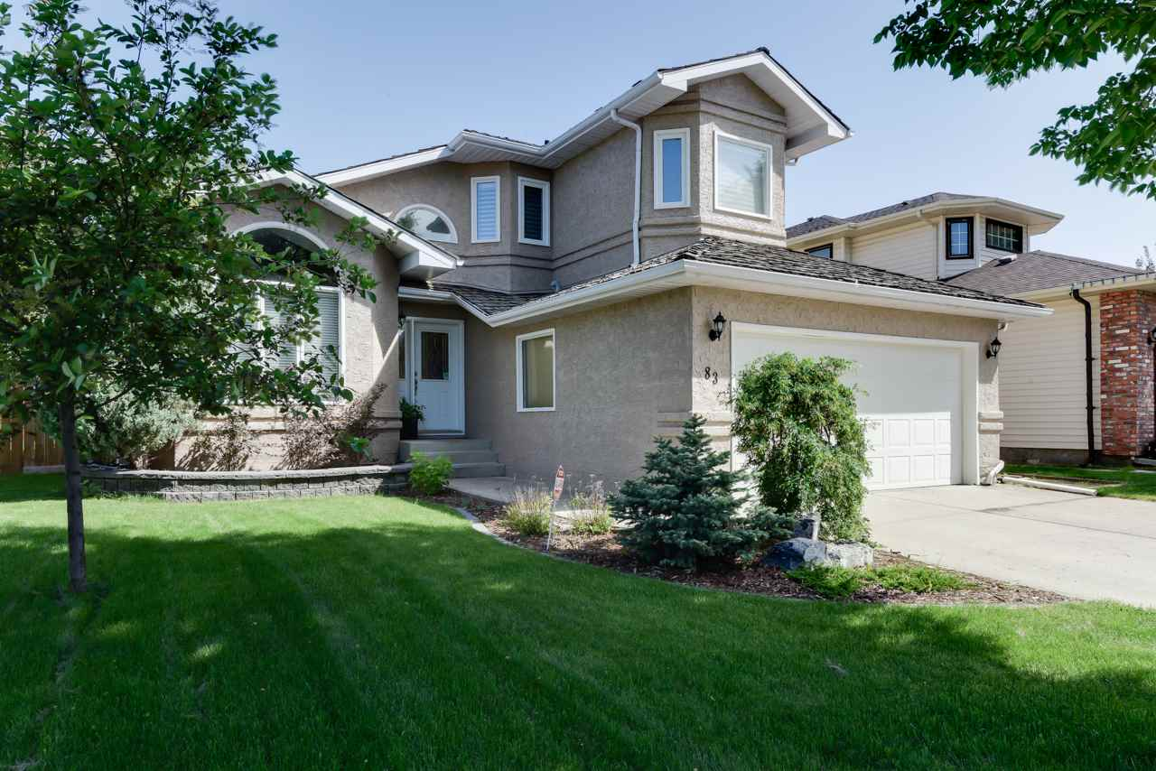 Main Photo: 83 ORMSBY Road W in Edmonton: Zone 20 House for sale : MLS(r) # E4068083