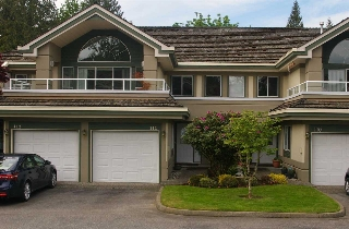 "Main Photo: 111 4001 OLD CLAYBURN Road in Abbotsford: Abbotsford East Townhouse for sale in ""Cedar Springs"" : MLS® # R2175738"