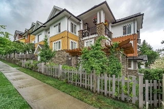 "Main Photo: 16 1219 BURKE MOUNTAIN Street in Coquitlam: Burke Mountain Townhouse for sale in ""REEF"" : MLS(r) # R2177749"