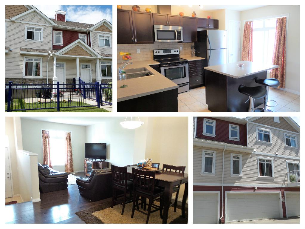 Main Photo: 8 1804 70 Street in Edmonton: Zone 53 Townhouse for sale : MLS(r) # E4070877