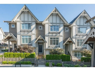 "Main Photo: 16 6588 195A Street in Surrey: Clayton Townhouse for sale in ""ZEN"" (Cloverdale)  : MLS® # R2197611"