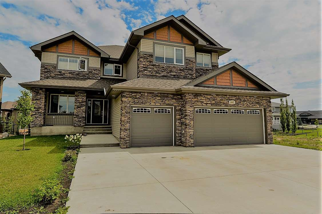 Main Photo: 4407 TRIOMPHE Gate: Beaumont House for sale : MLS® # E4078192