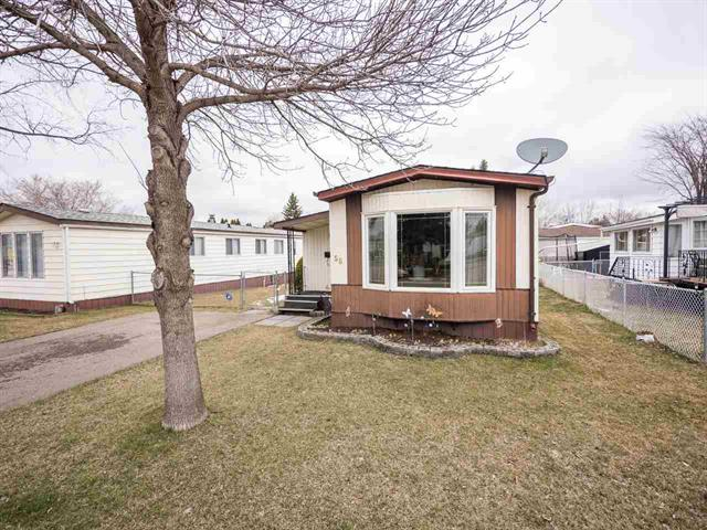 Main Photo: 56 Oakridge Drive NW in Edmonton: Zone 42 Single Wide for sale : MLS® # E4061719