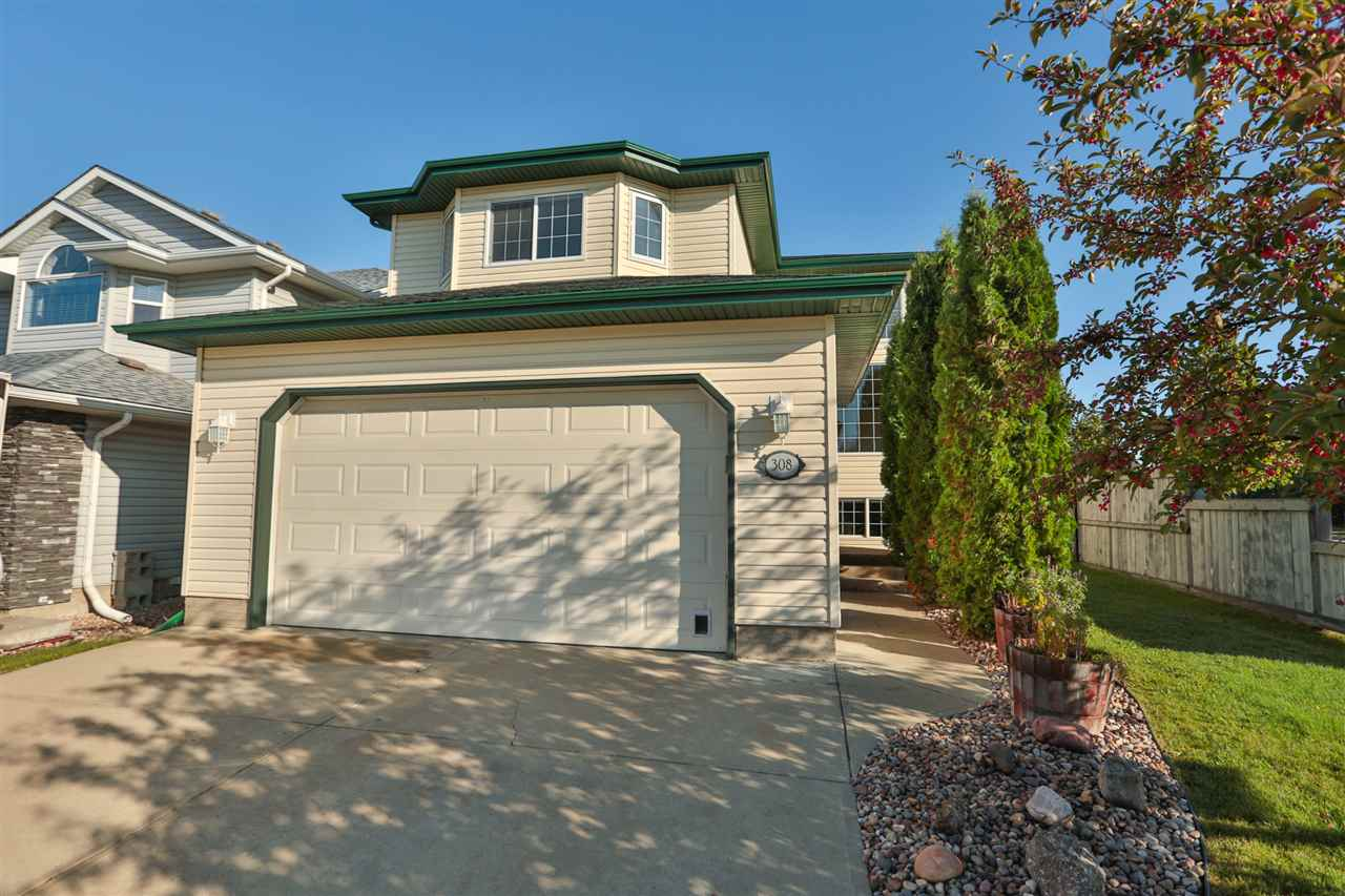 Main Photo: 308 FOXBORO Crescent: Sherwood Park House for sale : MLS® # E4082332