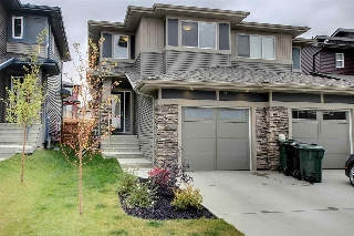 Main Photo: 53 KENSINGTON Close: Spruce Grove House Half Duplex for sale : MLS® # E4083168