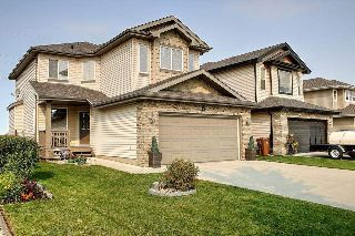 Main Photo: 48 Napoleon Crescent: St. Albert House for sale : MLS® # E4084141