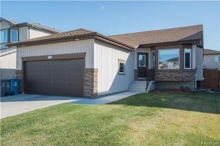 Main Photo: 100 Hiley Bay in Winnipeg: Canterbury Park Residential for sale (3M)  : MLS® # 1727233