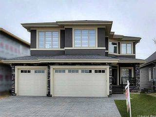 Main Photo:  in Edmonton: Zone 59 House for sale : MLS® # E4089090