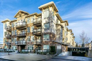 "Main Photo: 106 20861 83 Avenue in Langley: Willoughby Heights Condo for sale in ""Athenry Gate"" : MLS® # R2232111"