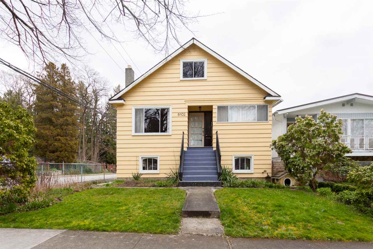 Main Photo: 6102 WINDSOR Street in Vancouver: Fraser VE House for sale (Vancouver East)  : MLS®# R2254483