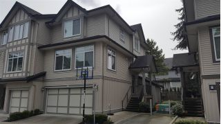 "Main Photo: 13 7090 180 Street in Surrey: Cloverdale BC Townhouse for sale in ""THE BOARDWALK"" (Cloverdale)  : MLS®# R2258174"