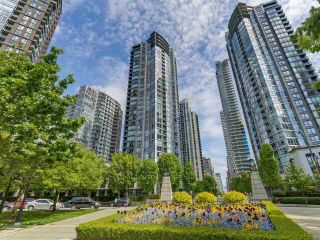 "Main Photo: 502 1495 RICHARDS Street in Vancouver: Yaletown Condo for sale in ""Yaletown"" (Vancouver West)  : MLS®# R2264375"