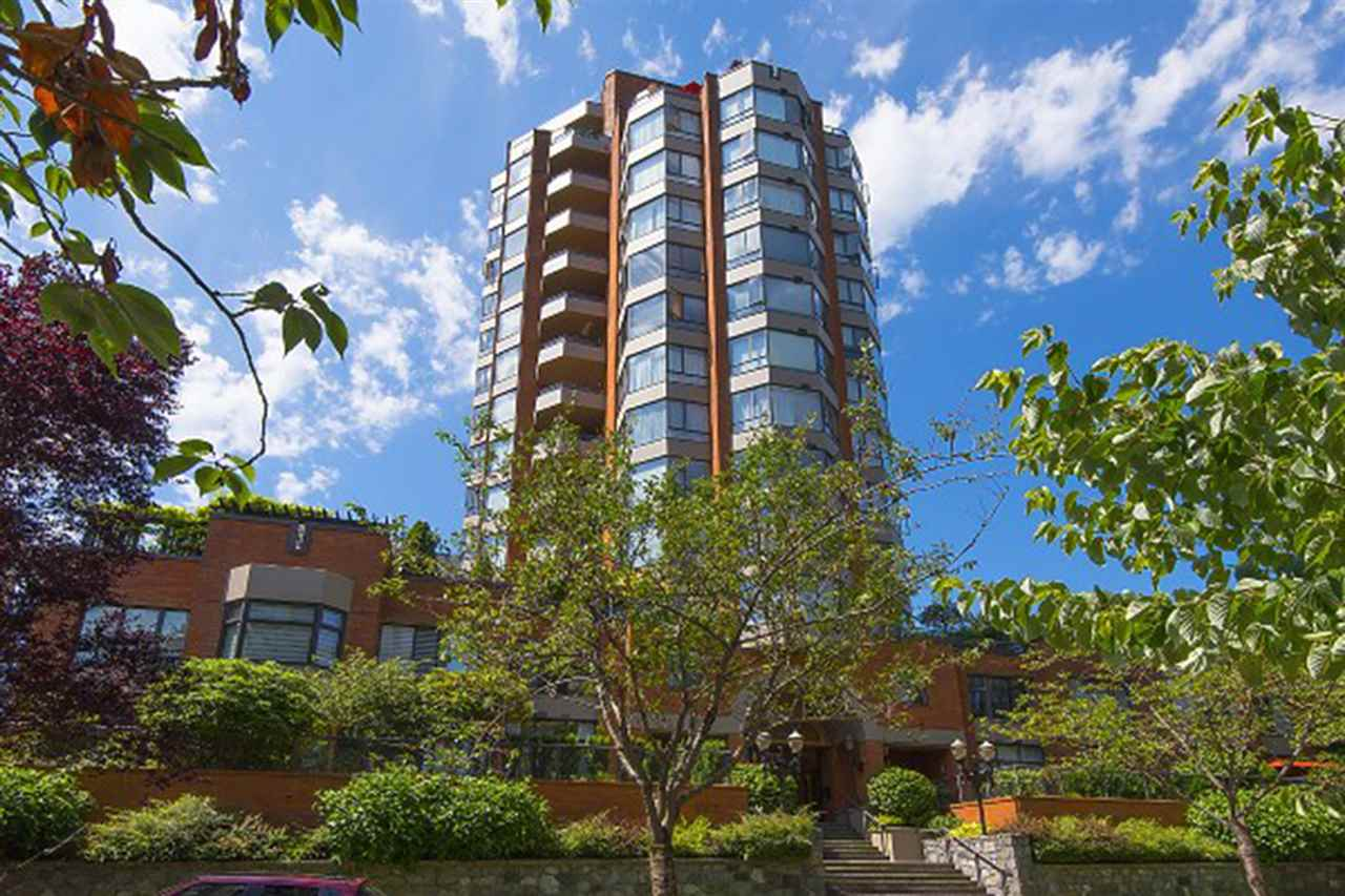 "Main Photo: 302 1860 ROBSON Street in Vancouver: West End VW Condo for sale in ""Stanley Park Place"" (Vancouver West)  : MLS®# R2268483"