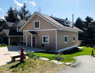 "Main Photo: 822 BRITANNIA Way: Britannia Beach House for sale in ""BRITANNIA BEACH"" (Squamish)  : MLS®# R2270055"