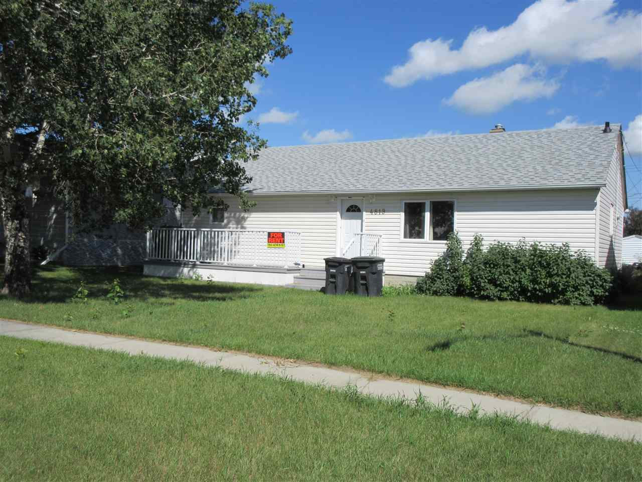 Main Photo: 4819 52 Street: Redwater House for sale : MLS®# E4121891