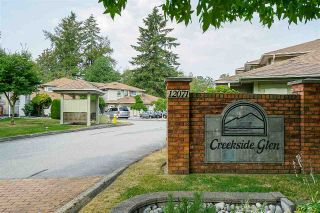 Main Photo: 12 12071 232B Street in Maple Ridge: East Central Townhouse for sale : MLS®# R2295609