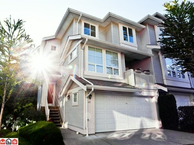 "Main Photo: 68 14952 58TH Avenue in Surrey: Sullivan Station Townhouse for sale in ""HIGHBRAE"" : MLS® # F1116716"