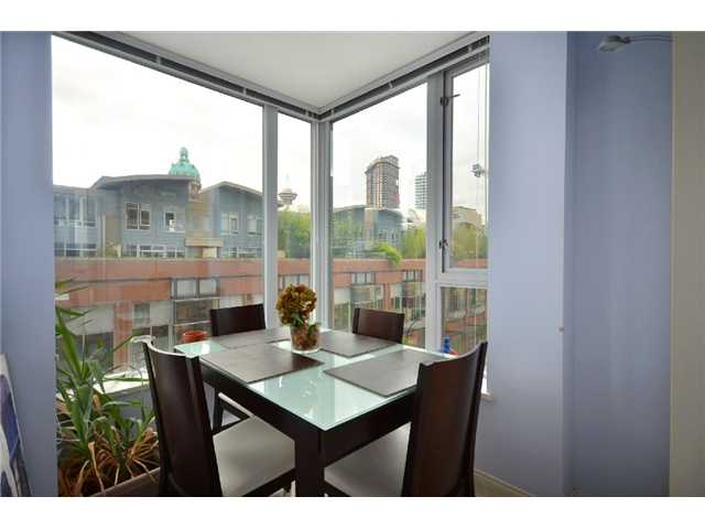 "Photo 4: 603 550 TAYLOR Street in Vancouver: Downtown VW Condo for sale in ""THE TAYLOR"" (Vancouver West)  : MLS® # V922562"