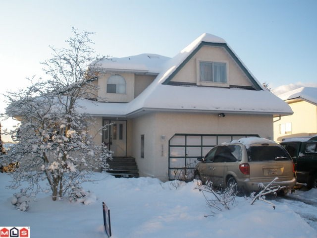 Main Photo: 3281 PONDEROSA Street in Abbotsford: Abbotsford West House for sale : MLS® # F1201131