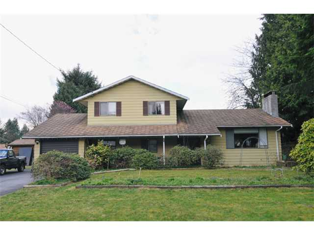 Main Photo: 21741 HOWISON AV in Maple Ridge: West Central House for sale : MLS(r) # V942196