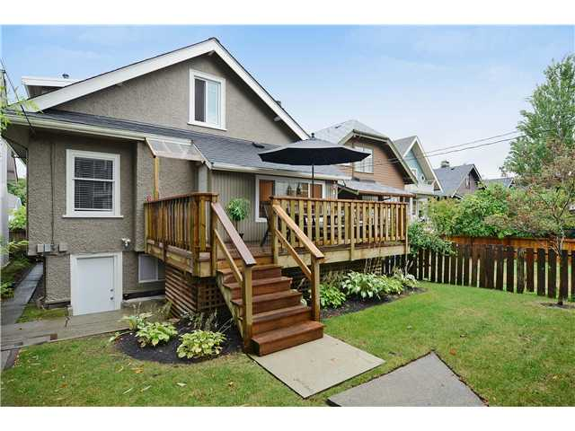 Photo 13: 2135 W 45TH Avenue in Vancouver: Kerrisdale House for sale (Vancouver West)  : MLS® # V1034931
