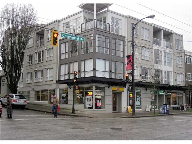 Main Photo: 916 COMMERCIAL DR in Vancouver East: Home for sale : MLS(r) # V4026290